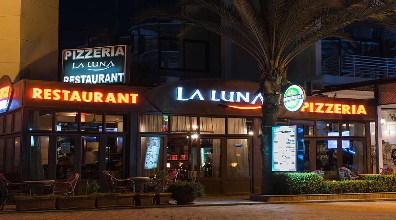La Luna Restaurants Italian cuisine